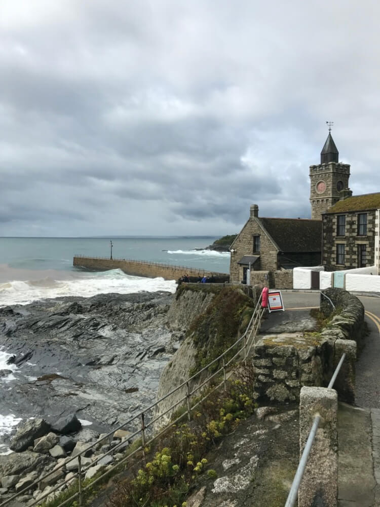 Portleven to Mullion