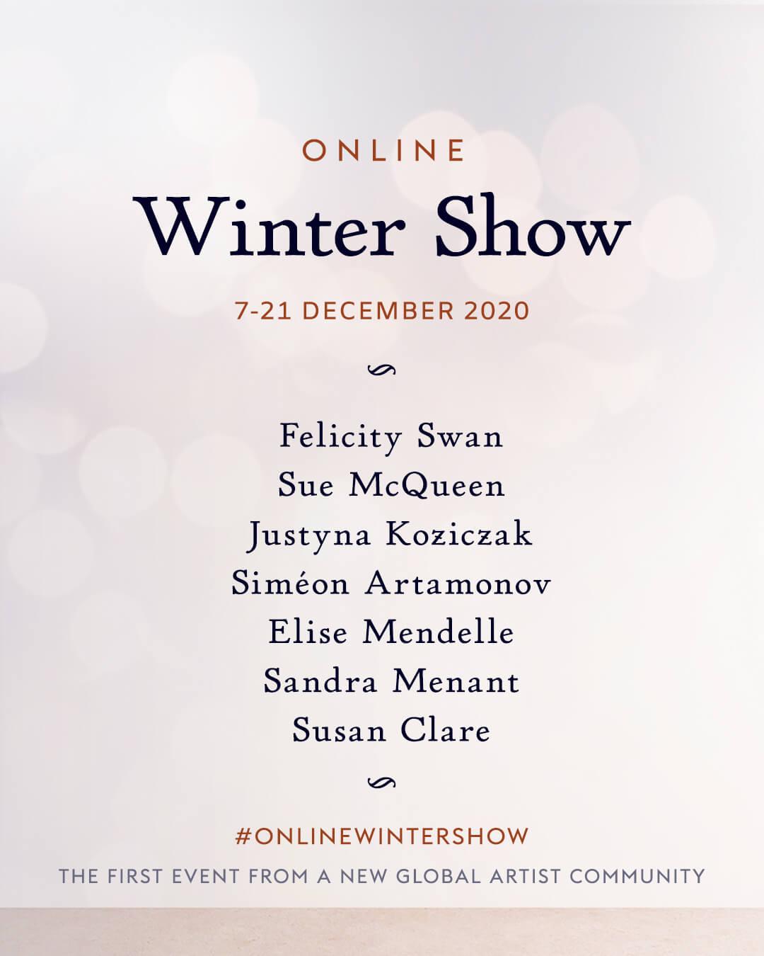 Online Winter Show