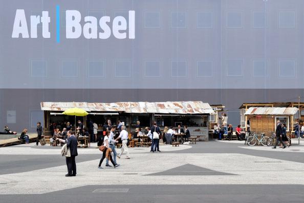 VIP Opening Of Art Basel 2013