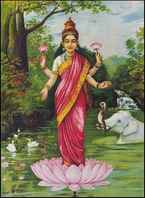raja_ravi_varma_goddess_lakshmi_oleograph_print