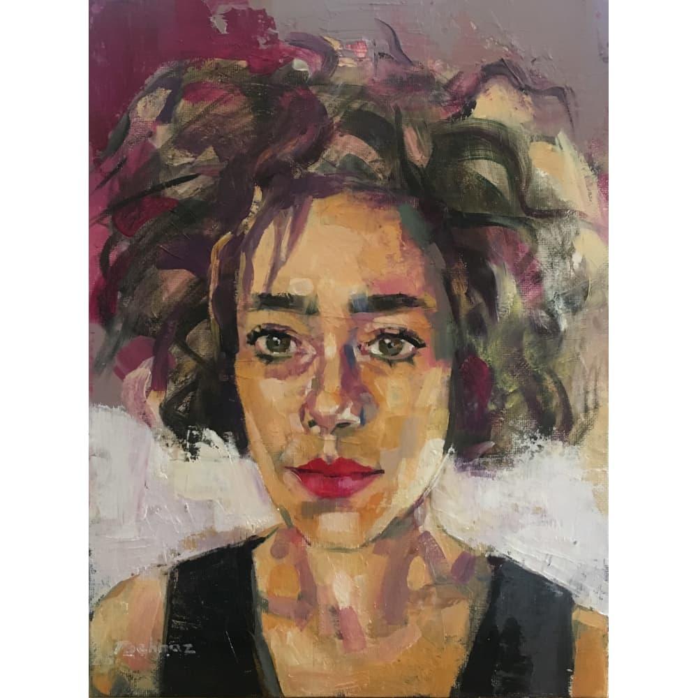 Behnaz Sohrabian featured work