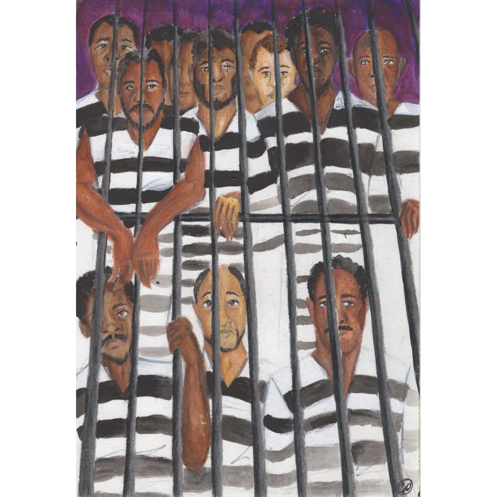 products/candace-dolls-book-illustration-for-scipio-africanus-jones--prisoners-in-jail.jpg