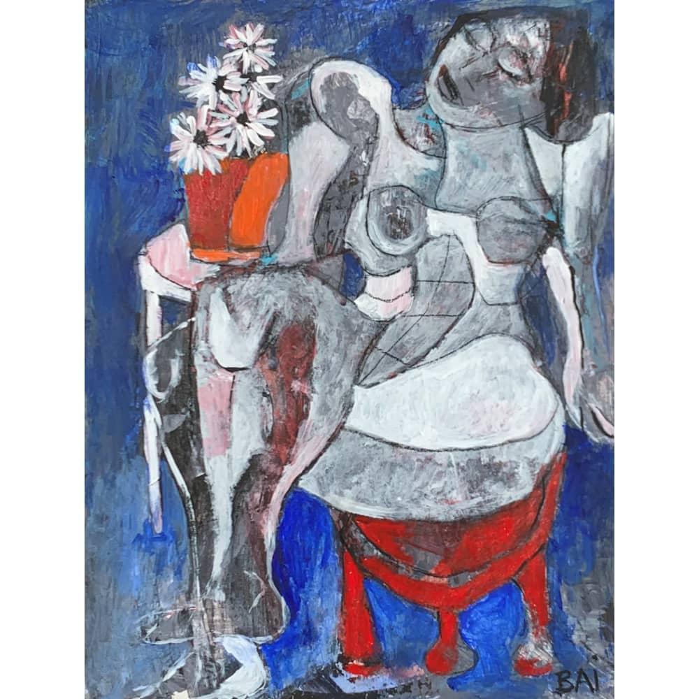 Carl Karni-Bain featured work