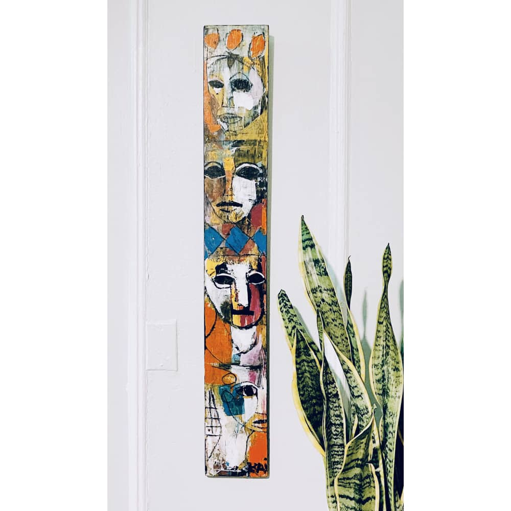 Totem Pole No 42