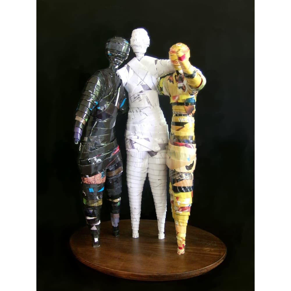 Three Friends - Tres Amigos