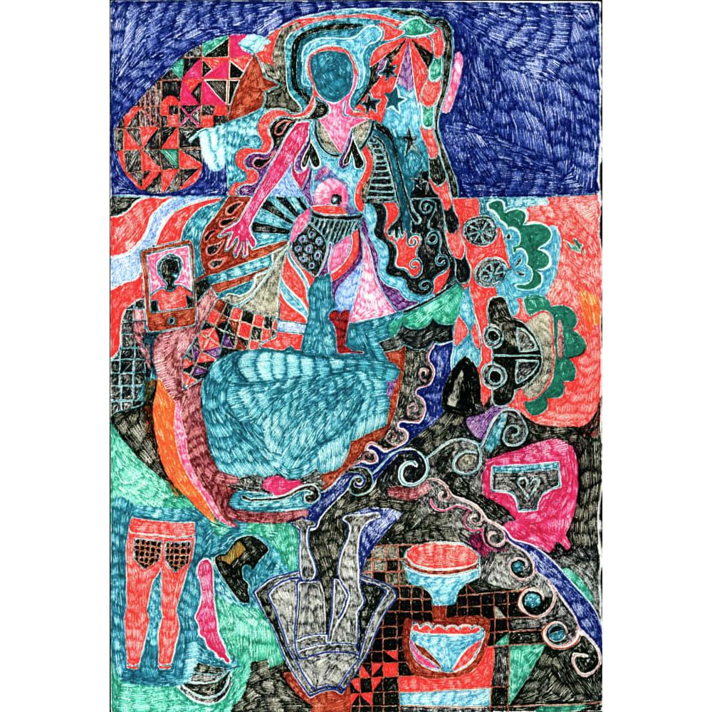 Hannah Jeremiah featured work