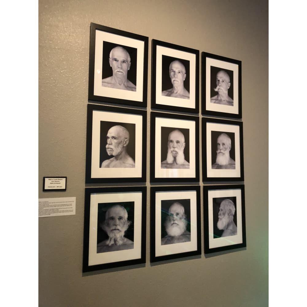John Rankine featured work