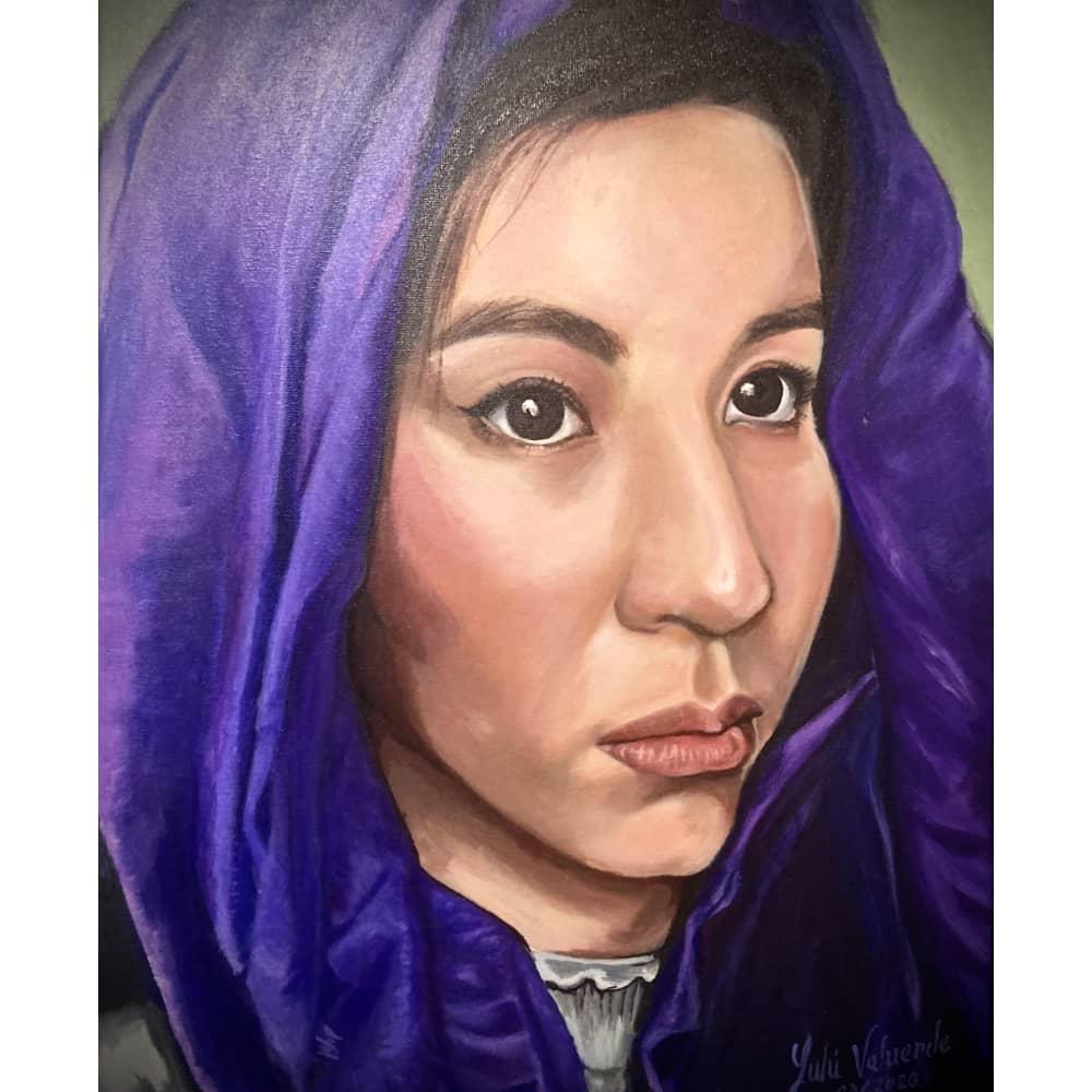 Lourdes Valverde featured work