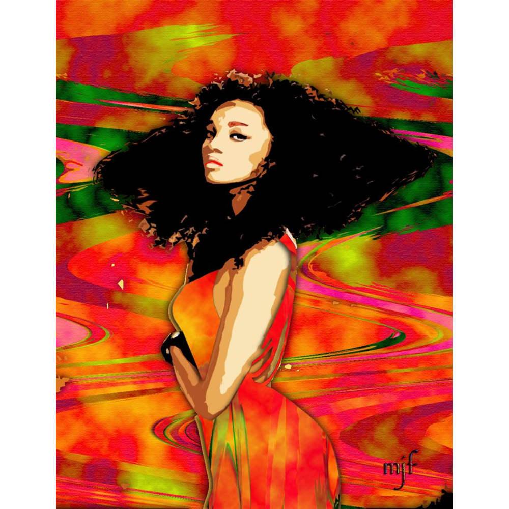 MJ Fentis featured work