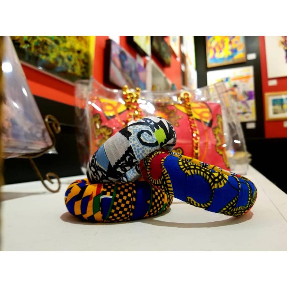 Waxprint Bracelets