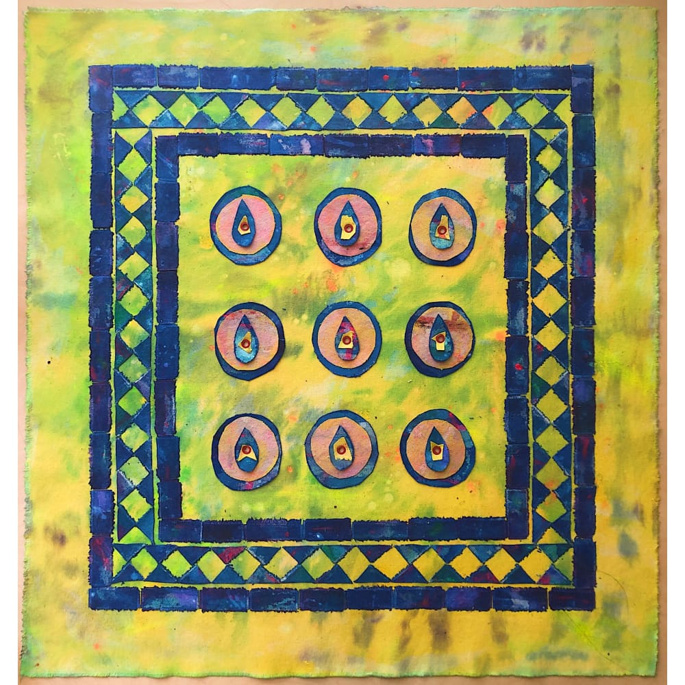 products/ziba-rajabi-untitled-yellow-and-blue-flowers.jpg