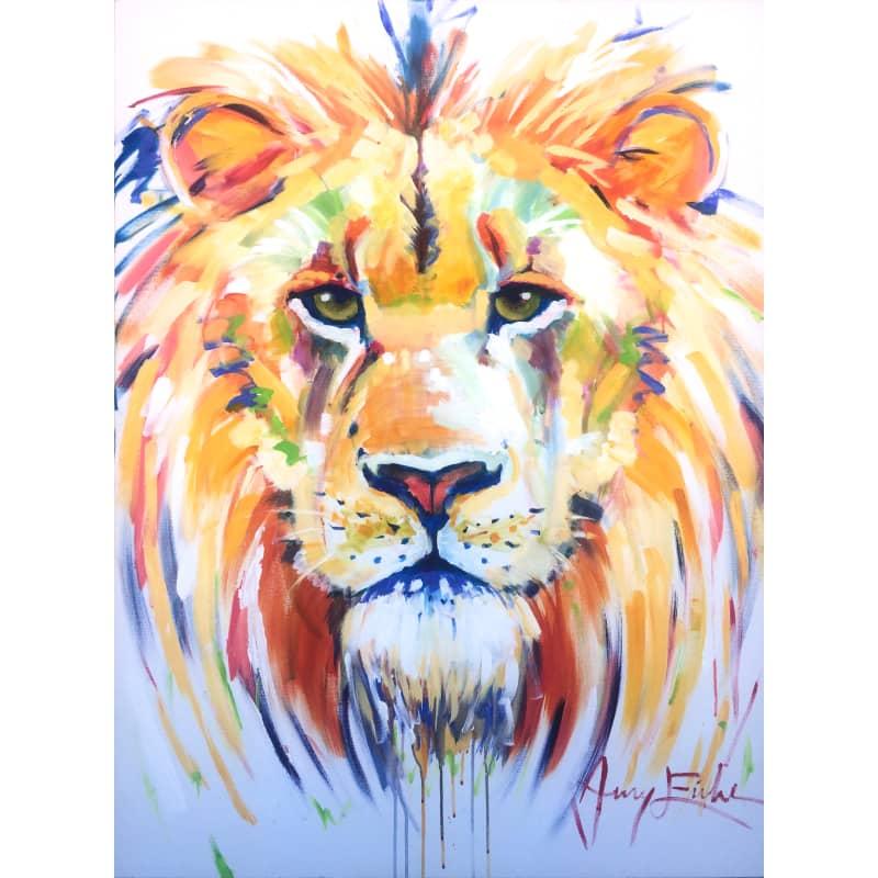 Claudius the Lion (Print)