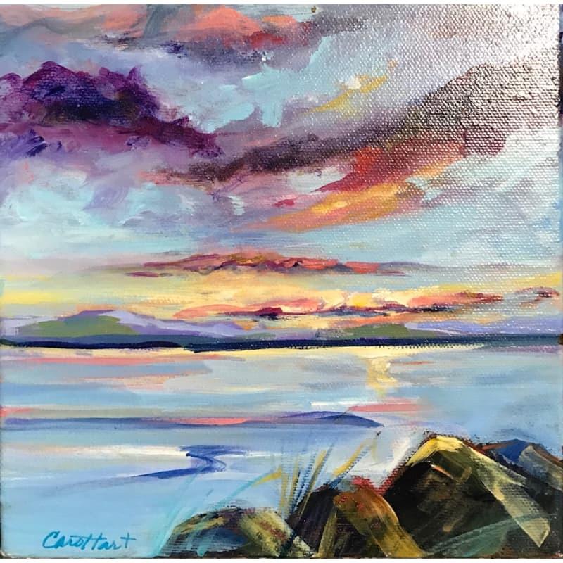 Salina Sunset