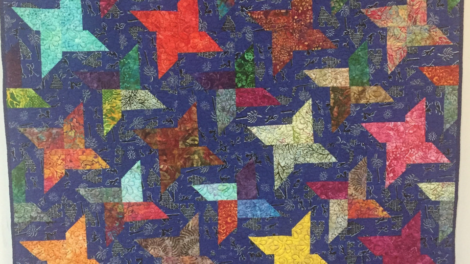 SOLD! Stars Over My Ancestral Home