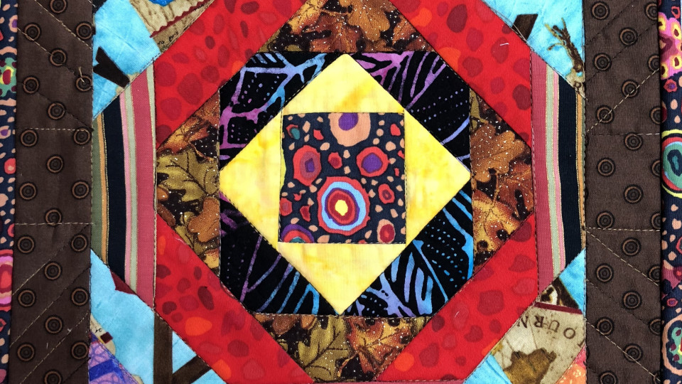 10 Inch Quilts