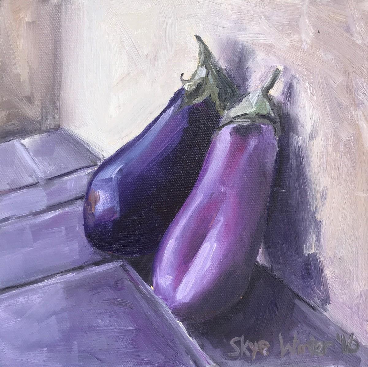 Erika's Eggplants