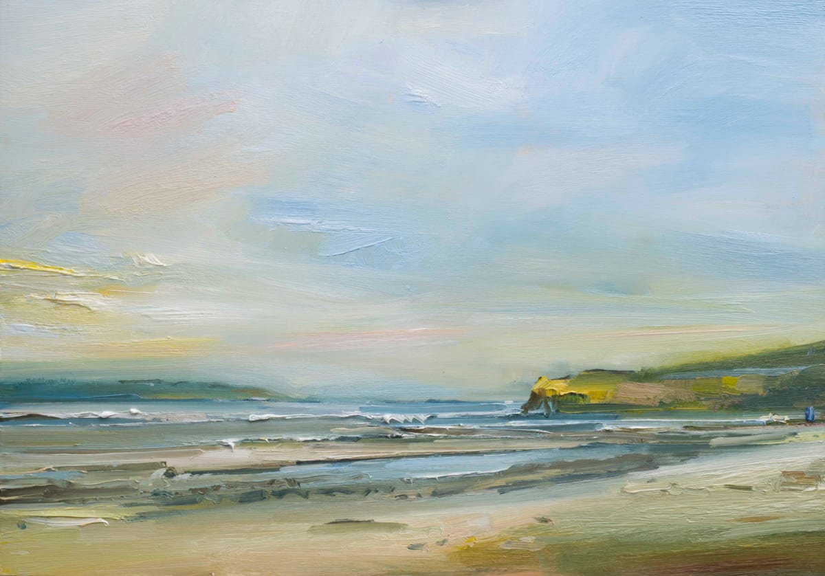 20. Autumn Evening Harlyn Bay