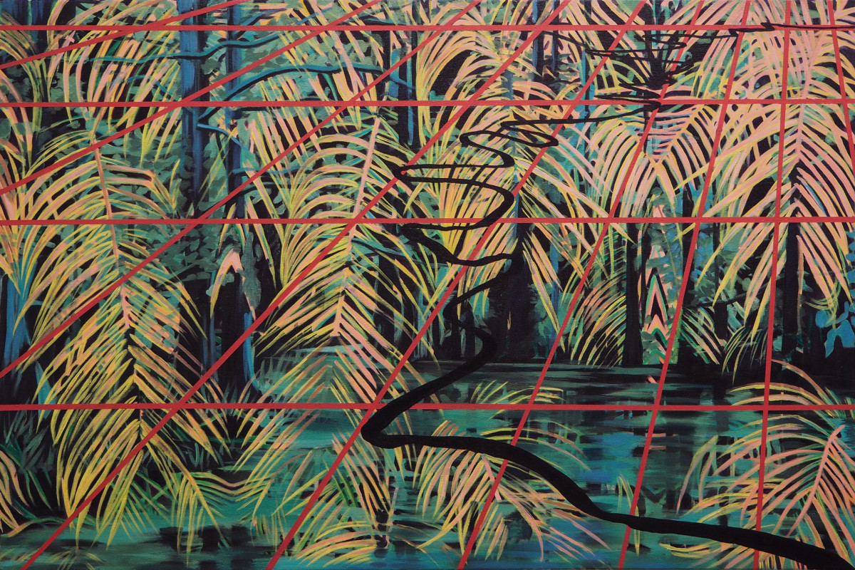 River of Palms