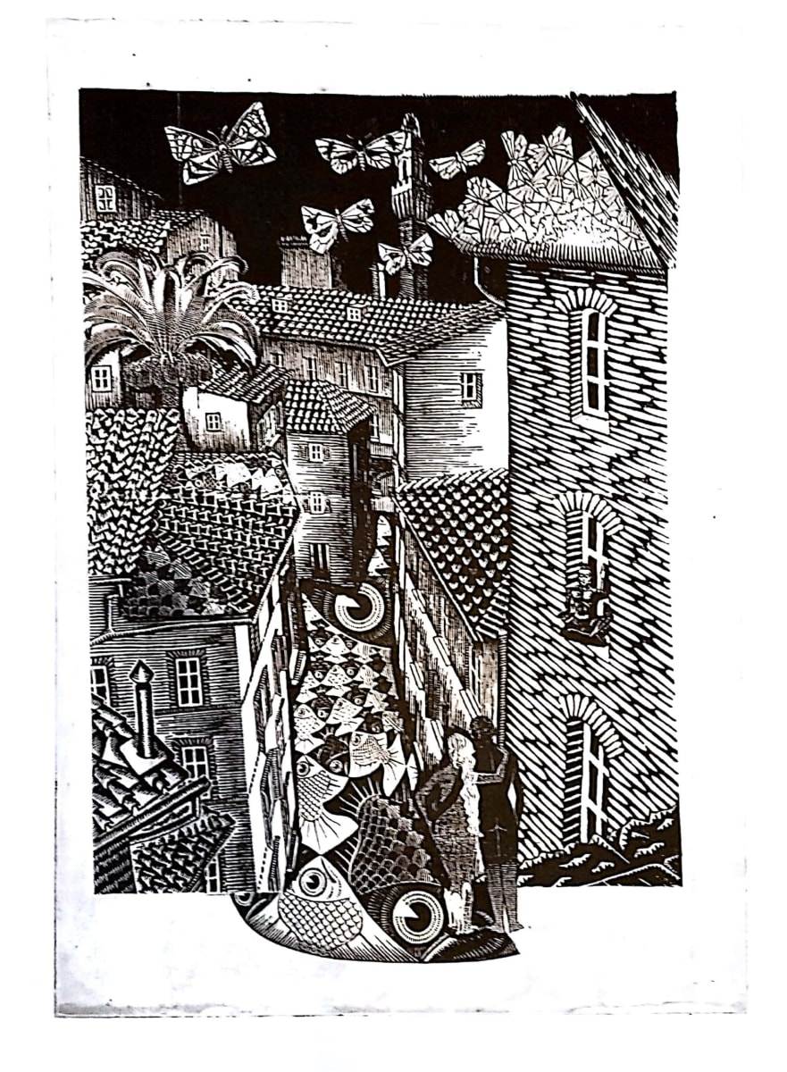 Escher Collage