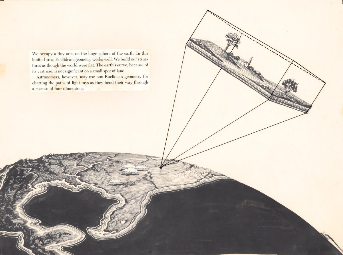 An Adventure in Geometry - Non-Euclidean Geometry