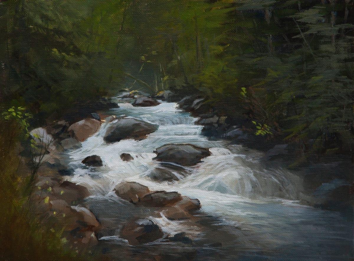 Carpenter Creek - Sandon