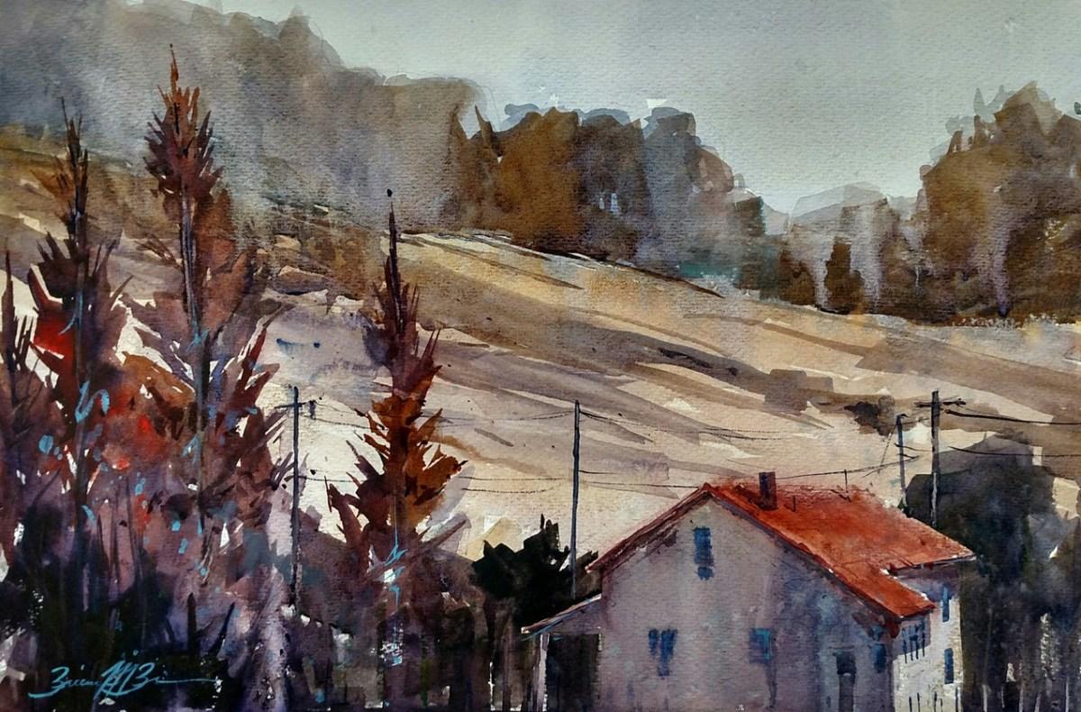 Autumn Cyprus