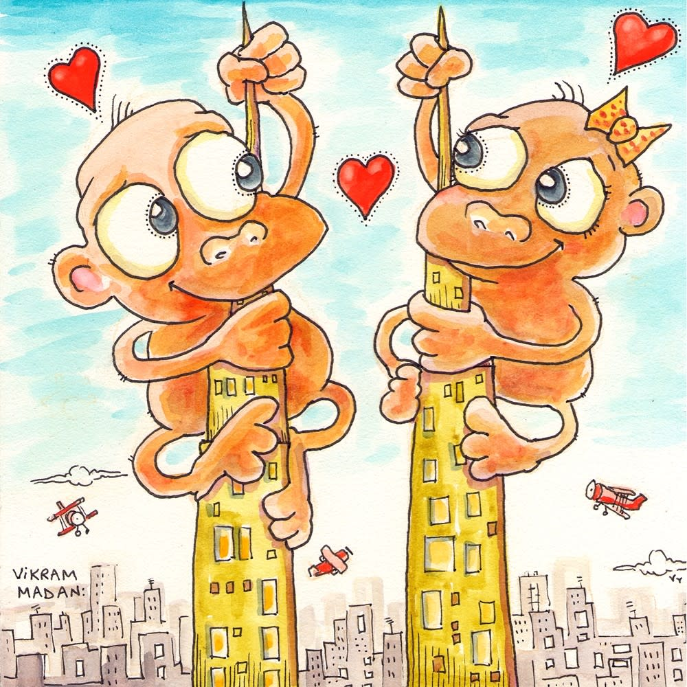 Outsized Love