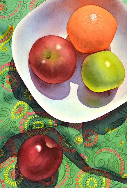 Orange to Apples