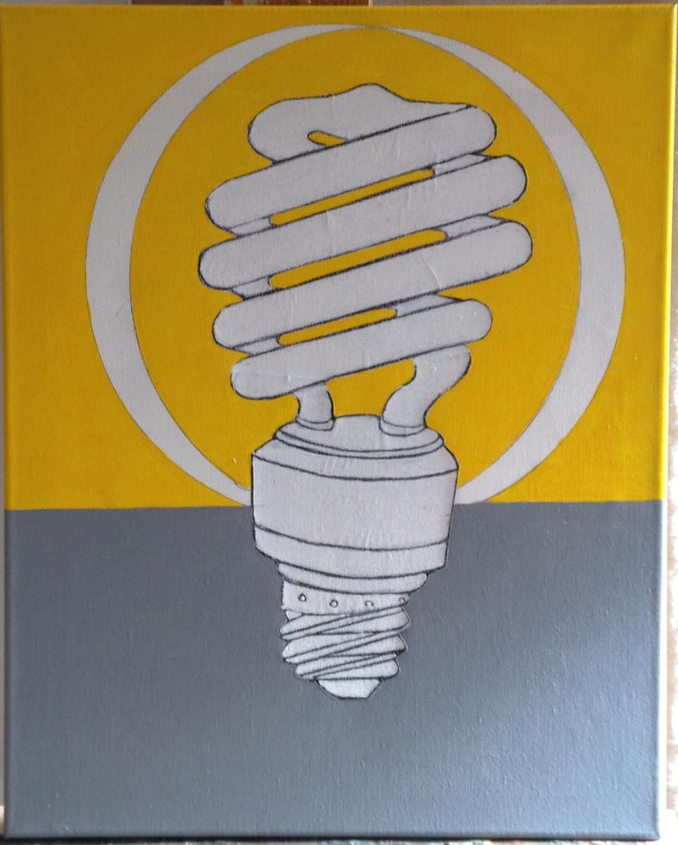 Light Bulb Series VI