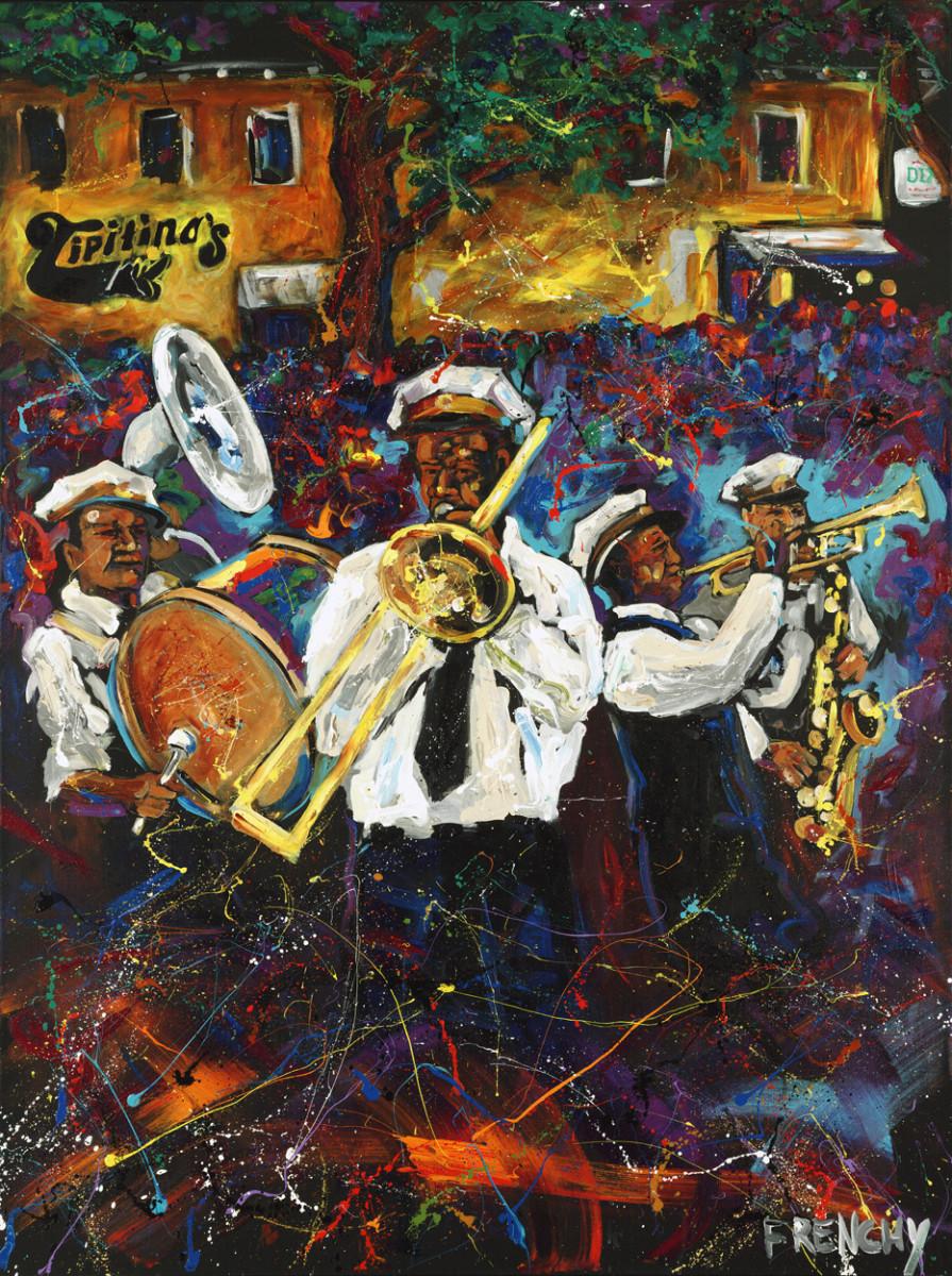 VMWare - NOLA Brass Band