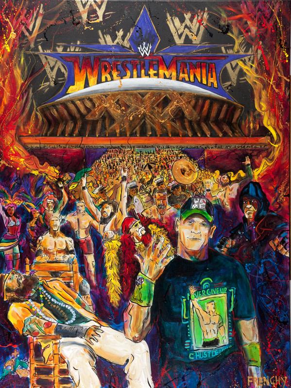 WWE - WrestleMania XXX