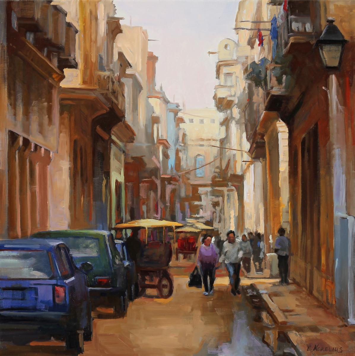 Warm Havana Street