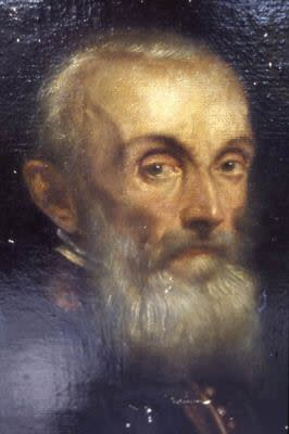 Titian - by Tintoretto