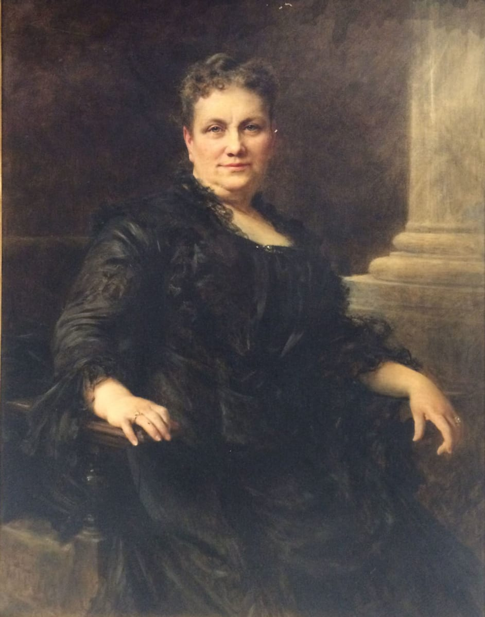 Portrait of Eva Smith Cochran