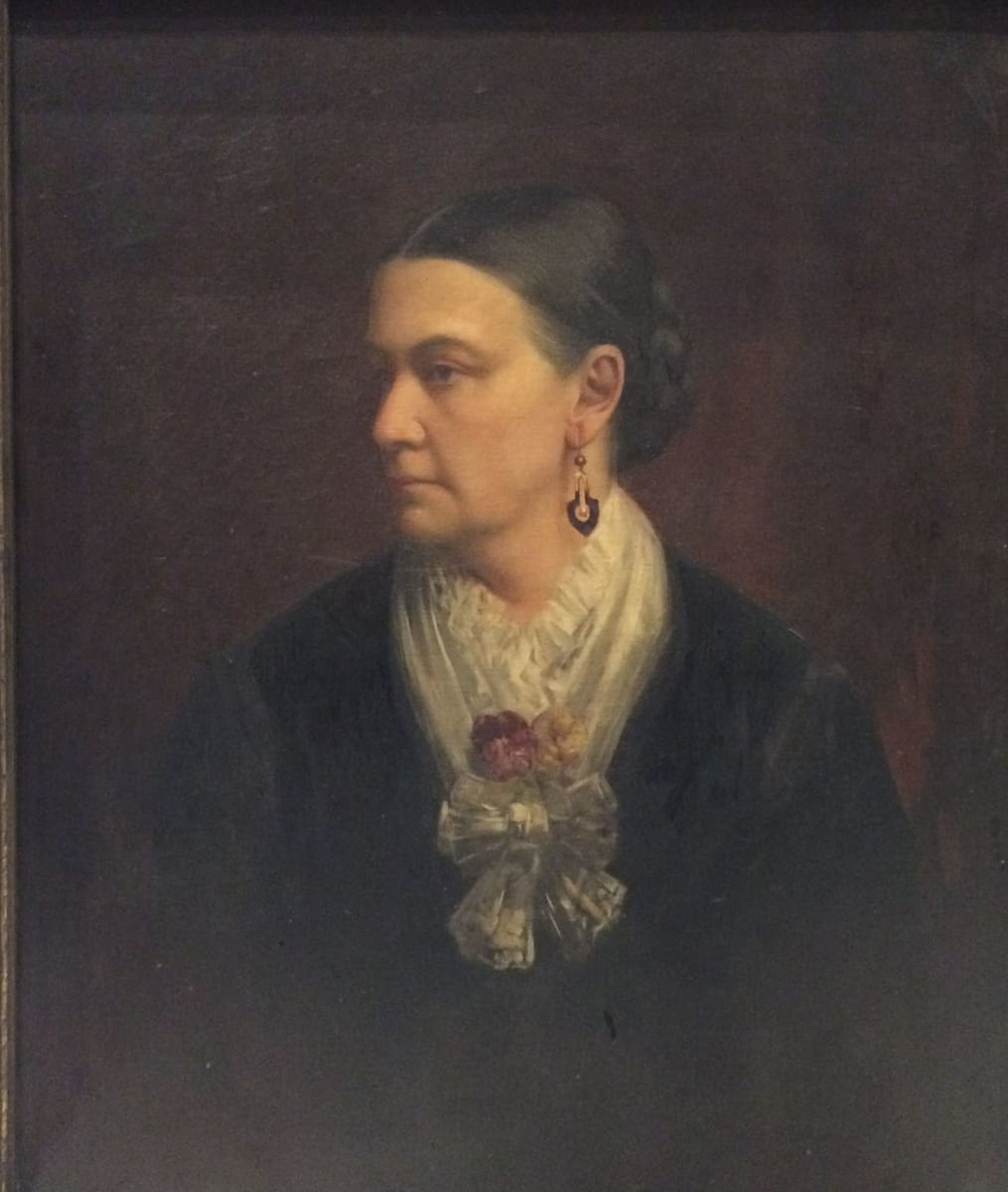 Portrait of Mrs. E.D.E.N Southworth