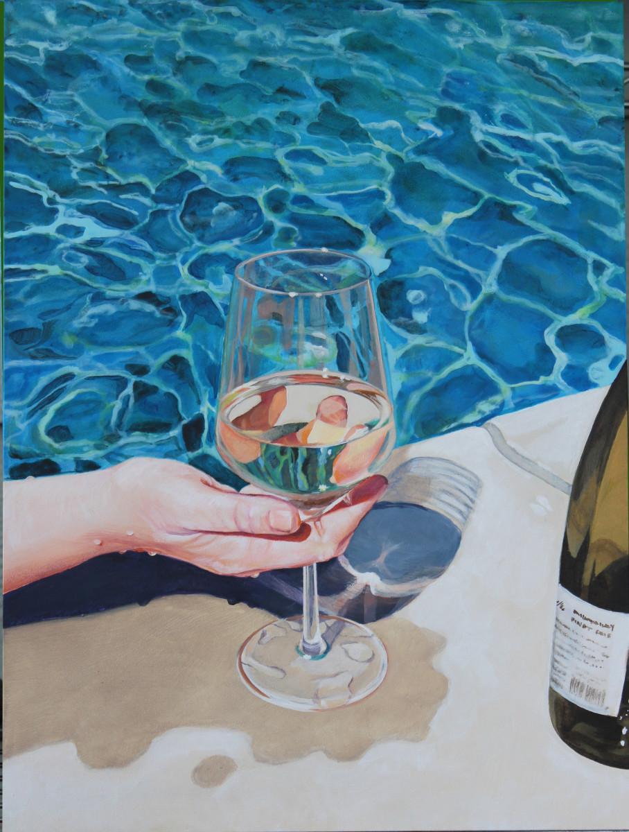 Poolside Pinot
