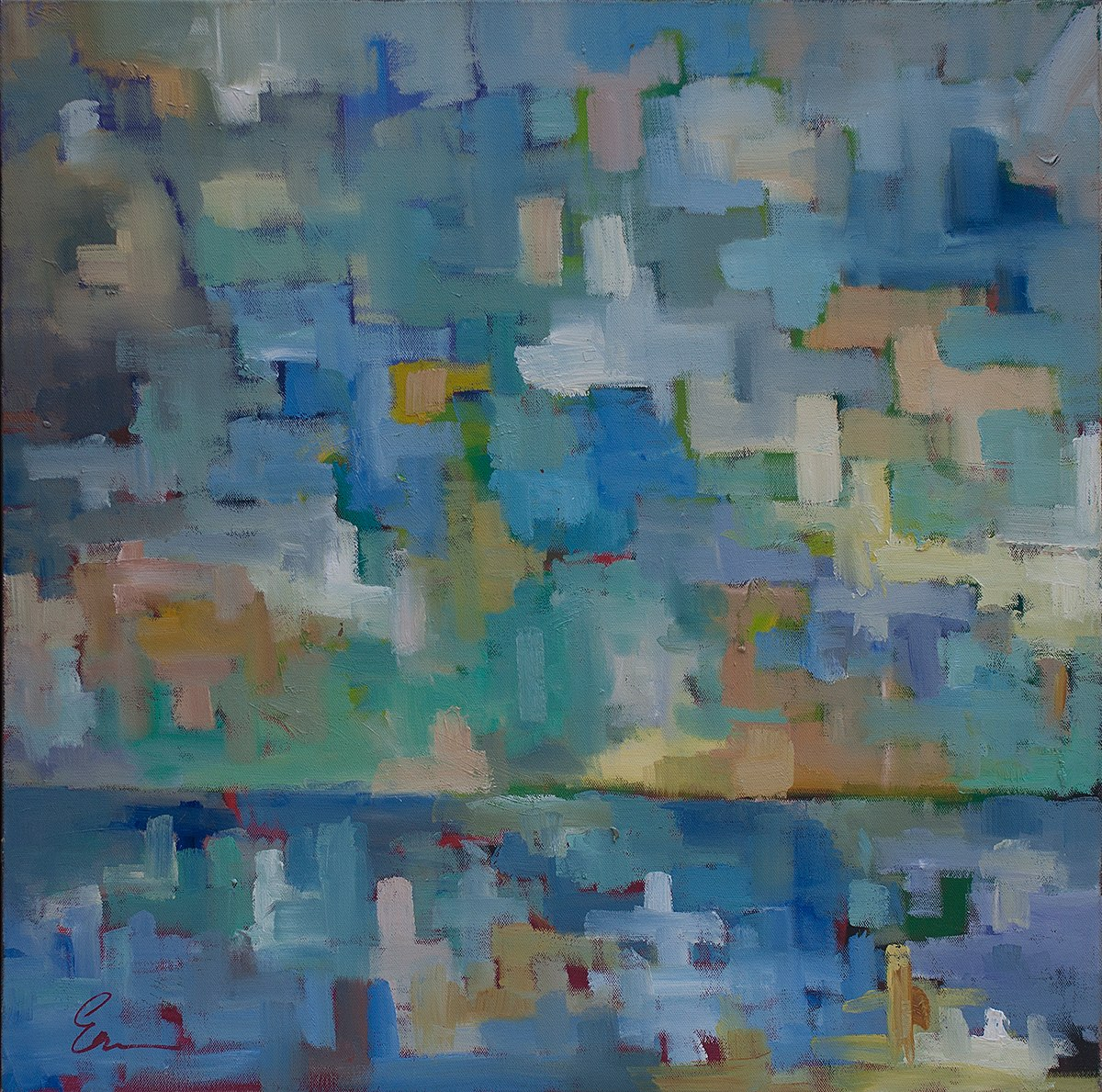 Patchwork Sky, Blues