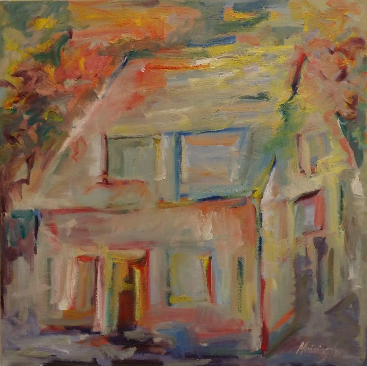 Threshold - based on poem of same title by J. Bolz