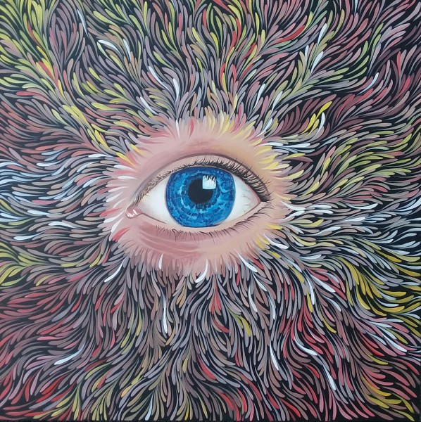 Perception of a blank canvas
