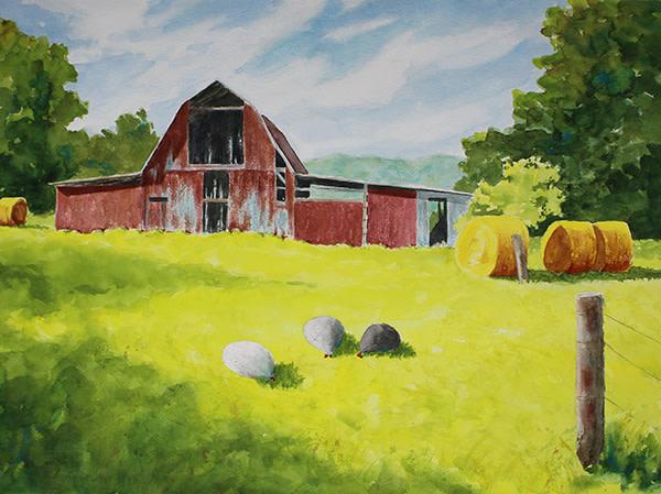 Thompson's Barn