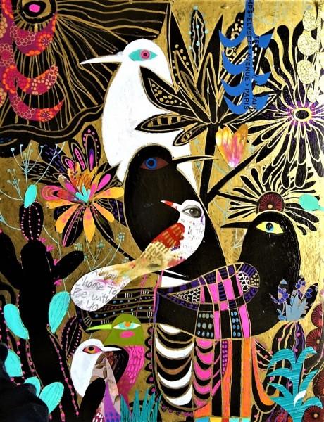 Jardim do Amor/ Love Garden (Saudade) No.2