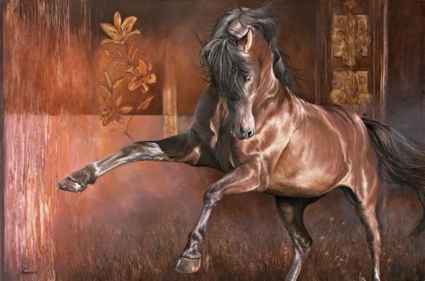 Le Petit cheval de fer