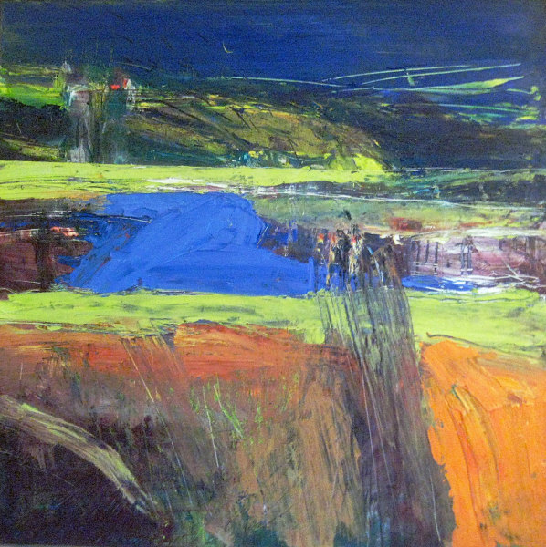 Salt Marsh Blue