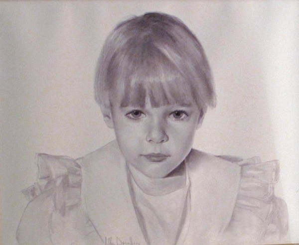 Commissioned Portrait Sample 1