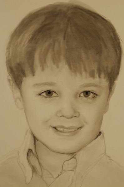 Commissioned Portrait Sample 3