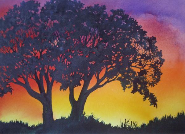 Sunset Lace III