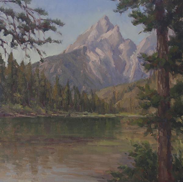 Grand View, String Lake