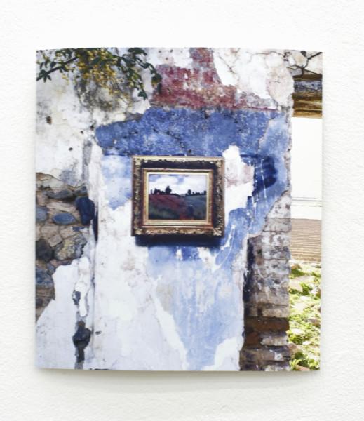 """Claude Monet. """"Campo de amapolas"""""""