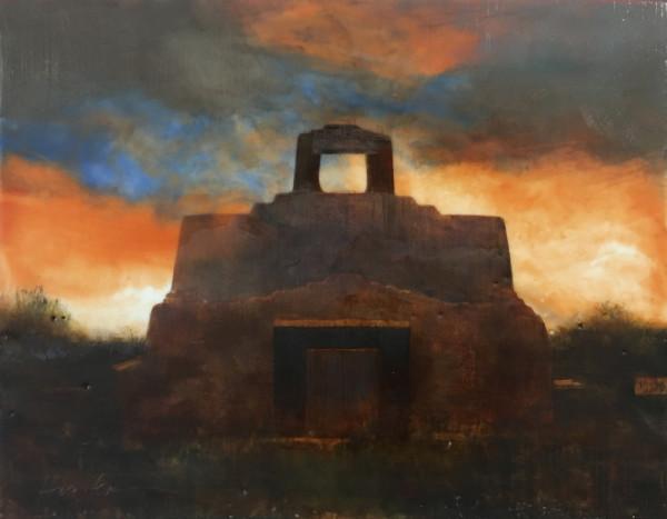 SAN JOSE MISSION, HERNANDEZ, NM