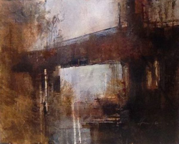 JANUARY BRIDGE (Horizontal Study III)